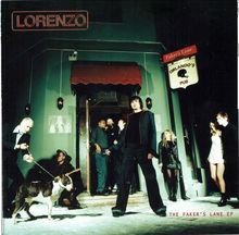 The Faker's Lane EP - Lorenzo
