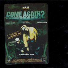 Come Again (Remix) - EP - Ntm