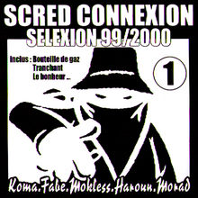 scred connexion discographie