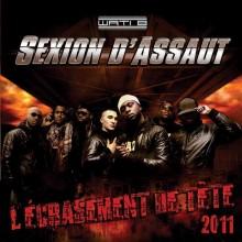 L'écrasement de tête 2011 - Sexion d'assaut