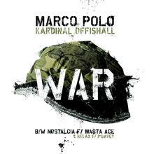 War / Nostalgia - EP - Marco polo