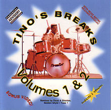 Tino's Breaks Volumes 1 & 2