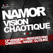 Vision chaotique - EP