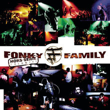 Fonky Family : Hors-série, Vol. 1 - EP