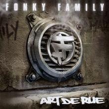 Art de rue - Fonky family