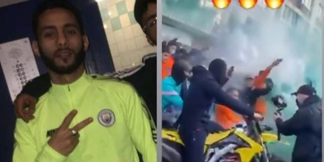 Le tournage d'un clip du rappeur BAD tourne à l'affrontement avec la police (vidéo)