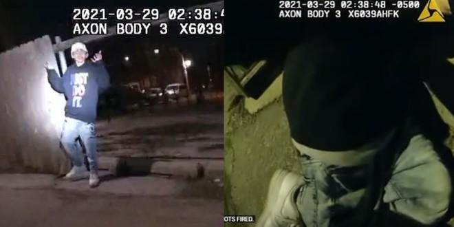 Un garçon de 13 ans désarmé abattu par un policier à Chicago (vidéo)
