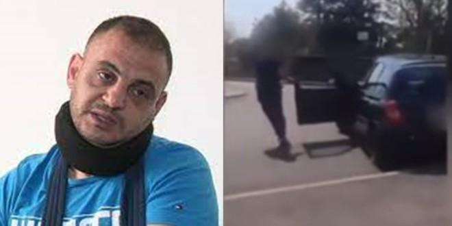 Un père de famille fauché par une voiture après avoir reçu des insultes racistes dans le Dole (vidéo)