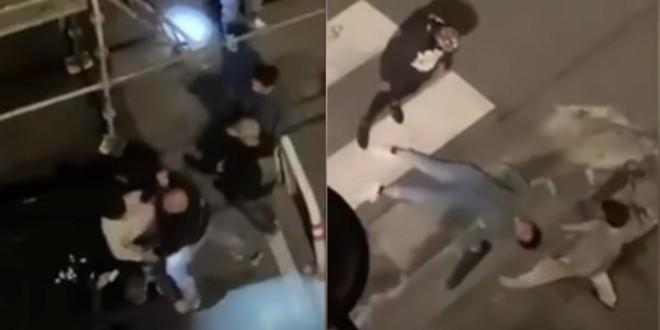Giflé, tabassé, gazé, un jeune se fait violenter par la police à Marseille (vidéo)
