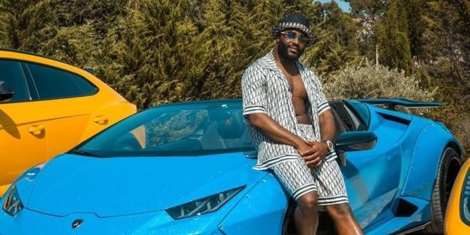Gradur a acheté une maison et une voiture pour ses parents avec son premier chèque (Vidéo)