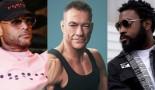 Booba tacle Damso et le compare à Jean-Claude Van Damme