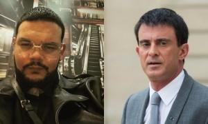 Sadek clash Manuel Valls et l'insulte ouvertement