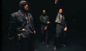Laylow, Wit. et Alpha Wann jouent les ''Stuntmen'' dans un clip hypnotique