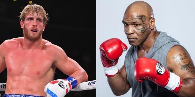Logan Paul provoque  Mike Tyson et pense pouvoir le battre (Vidéo)