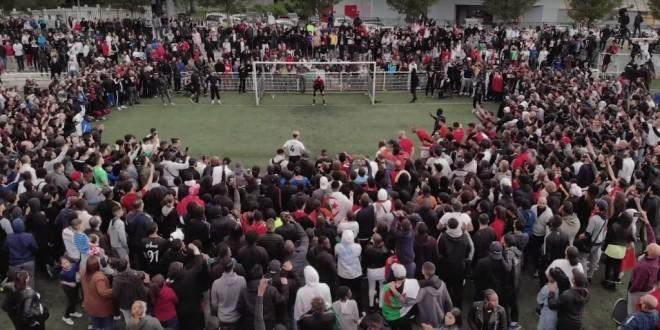 La Can des quartiers débute à Sarcelles