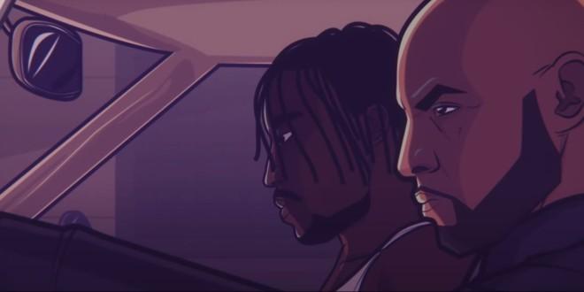 JSX et Booba nous plongent dans l'incroyable monde de ''GTA'' (Clip Officiel)