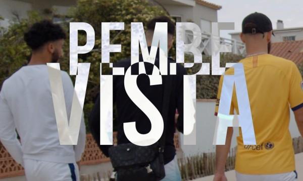 Pembe a la ''Vista'' dans son dernier morceau (Clip Officiel)