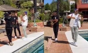 Hornet La Frappe dévoile un extrait du clip de son feat avec Maes (vidéo)
