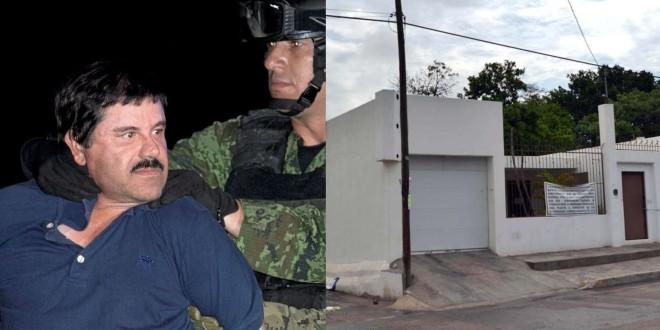 La planque d'El Chapo Guzman mise en jeu dans une loterie mexicaine