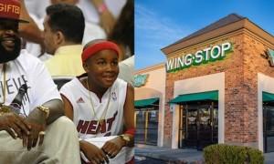 Rick Ross offre un restaurant à son fils de 16 ans pour son  anniversaire