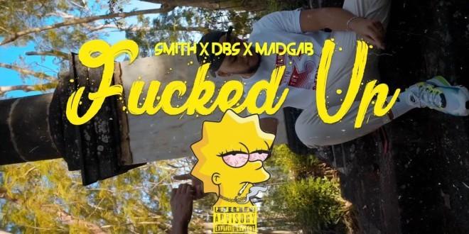 Smith revient avec son nouveau titre ''Fucked'' feat. Madgab & DBS (Clip Officiel)