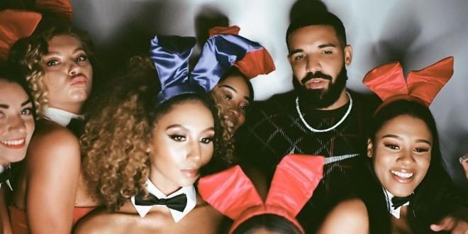 Drake invite 1000 femmes pour une soirée privée à Miami (Vidéo)