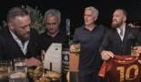 La folle soirée de Connor Mcgregor et José Mourinho à Rome (Photos)