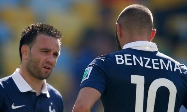 Mathieu Valbuena revient sur sa conversation avec Benzema concernant sa sextape :''j'étais choqué''