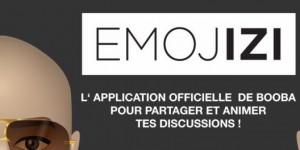 #EMOJIZI l'application officielle de BOOBA!
