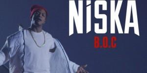 Le nouveau clip de NISKA B.O.C