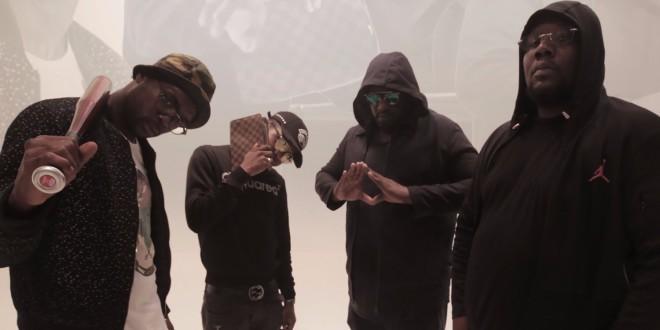 Petrodollars shoot « Dans le mille » avec JR Ocrom, Leto, Pso Thug et Scrib'R!