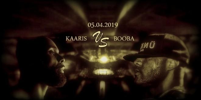Kaaris vs Booba : Booba annonce officiellement la date, l'heure et l'endroit du combat