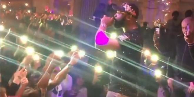 Kaaris : en plein showcase son public a insulté sévèrement Booba !