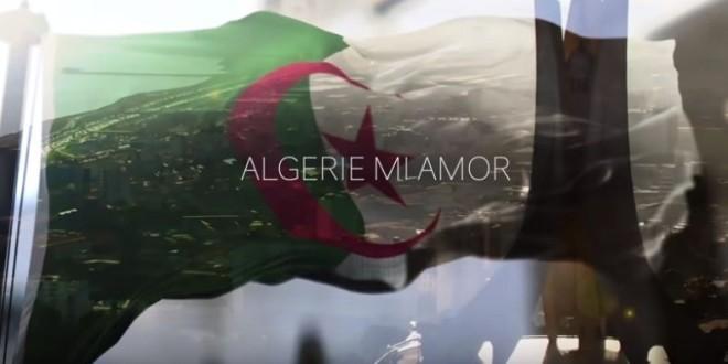 L'Algérino adresse une lettre d'amour à son pays avec son nouveau clip « Algérie mi amor » !