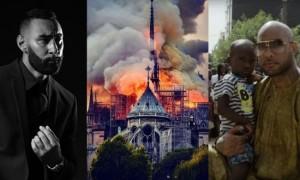Booba et La Fouine expriment leur coup de gueule concernant la reconstruction de Notre-Dame de Paris