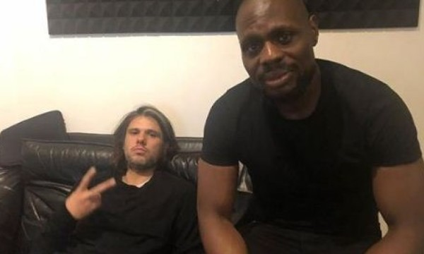 OrelsanetKery James se réunissent au studio et préparent une collaboration de dingue !