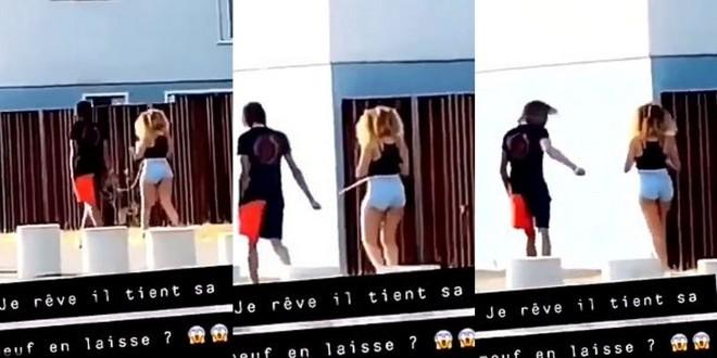 Koba LaD promène sa petite amie en laisse ? Il réagit à la vidéo qui fait polémique ! (Vidéo)