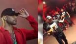 Booba s'est rendu à Nanterre pour tourner le clip de ''GLAIVE'' ! (Vidéo)