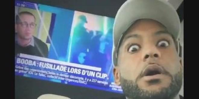 Booba : Une fusillade et quelques blessés sur le lieu du tournage de son clip ''GLAIVE''