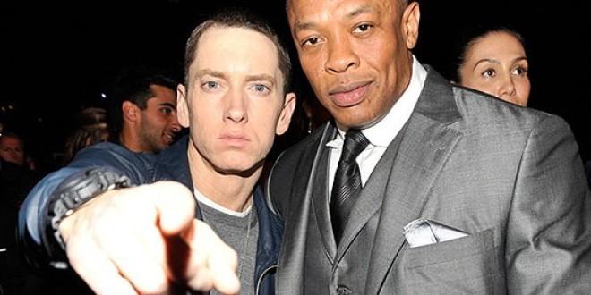 Eminem et Dr. Dre sont de retour, ils devraient sortir de nouveaux morceaux très prochainement !