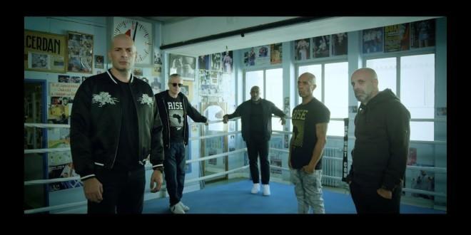IAM - Rap Warrior (Clip Officiel)