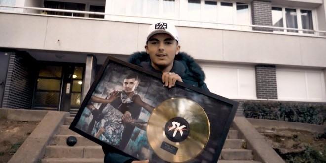 RK dépasse déjà la barre des 200.000 albums vendus à seulement 17 ans !