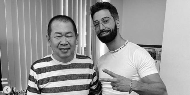 PNL : Ademo rencontre le concepteur du jeu ''Shenmue'' au Japon... le clip se confirme ?