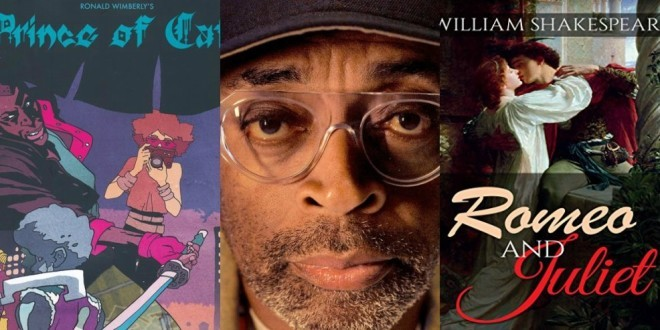"Spike Lee va adapter la version hip-hop de Roméo et Juliette de William Shakespeare, ""Prince of Cats"" !"