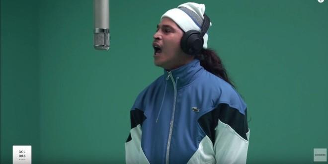 Moha La Squale délivre un gros freestyle énervé sur COLORS ''Ma Rue N'est Pas À Vendre'' (Clip Officiel)