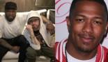 50 Cent prend la défense d'Eminem et clash violemment Nick Cannon !