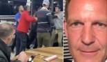 Un homme continue de manger son kebab calmement en pleine bagarre générale ! (Vidéo virale)