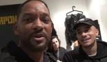 Mister V rencontre Will Smith pendant un Fury Room dans une vidéo délirante et mythique ! (Vidéo)