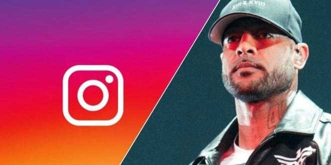 Booba revient officiellement sur Instagram avec un nouveau compte certifié !