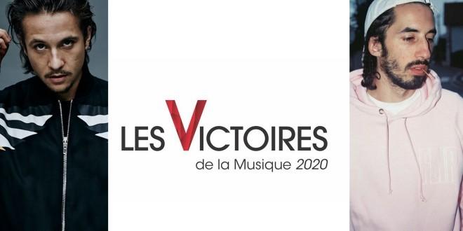 Nekfeu et Lomepal perdent le prix du meilleur album aux Victoires de la musique 2020 !